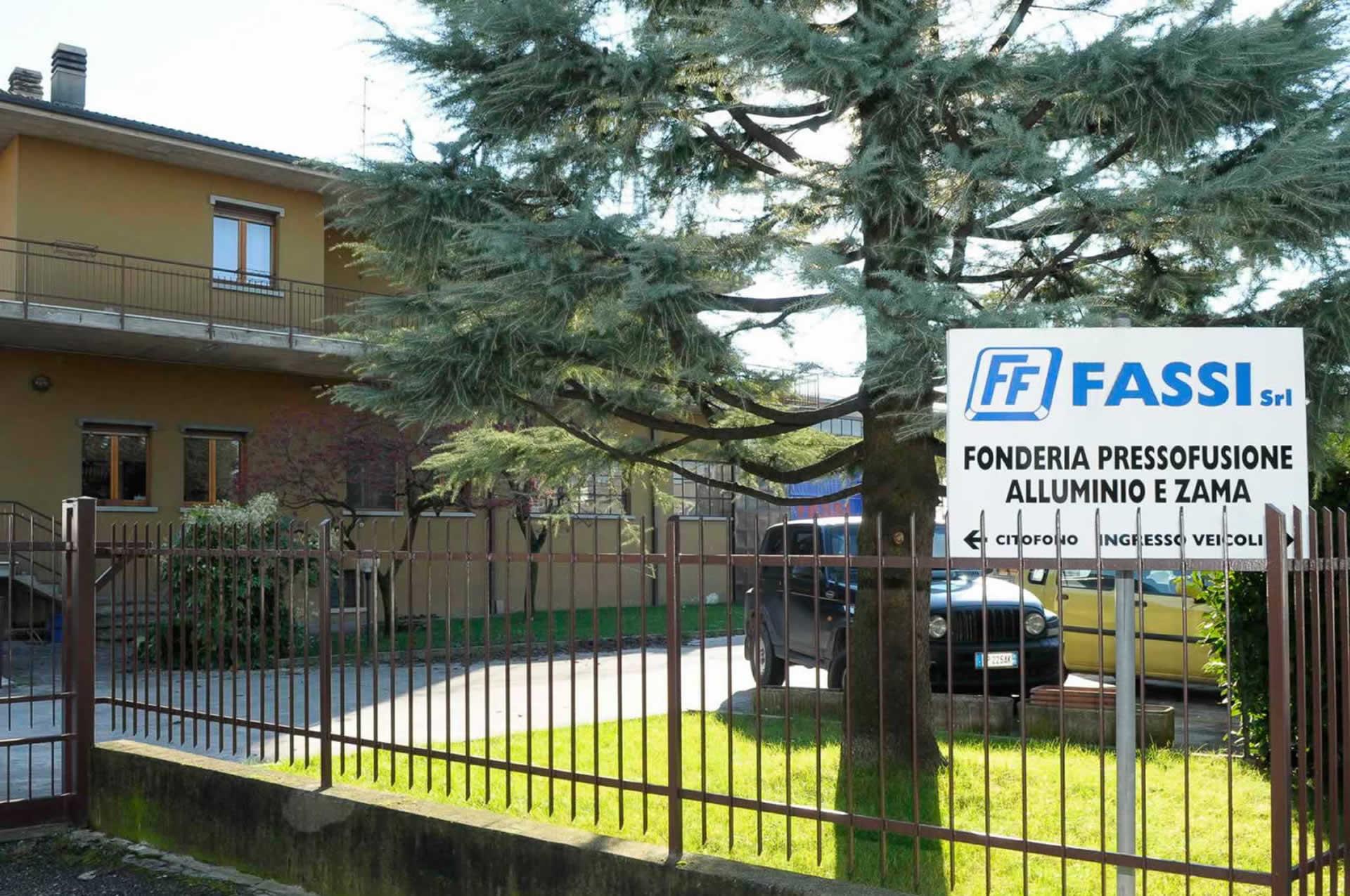 fassi srl | fonderia di bergamo (lombardia, italia) pressofusione alluminio e zama (lega di zinco)